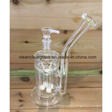 Wholesale High Quality Glass Water Pipe Smoking Pipe with Glass Bowl