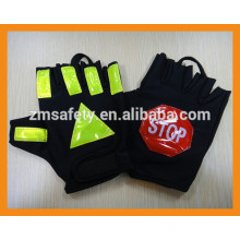 Reflective Traffic Gloves