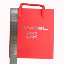 Цвет напечатанный бумажный мешок для Покупкы и упаковки