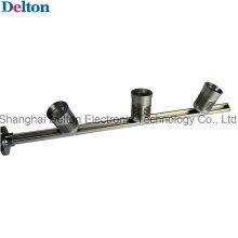 Silver Hairline acabamento flexível pólo-tipo luz LED Spot (DT-ZBD-001)