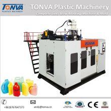 Máquina de sopro de extrusão de plástico de dupla estação de 20L