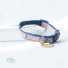 Collar de perro ajustable collar de mascota de moda