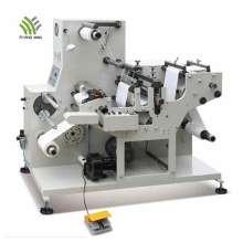 Adhesive Sticker Label Rotary Die Cutting Machine
