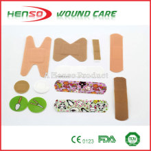 HENSO Waterproof Sterile Adhesive Wound Plaster