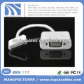 VGA Adapter cable For ipad , iphone4
