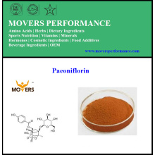 Hot Selling Nutrition Supplement Paeoniflorin with Best Price