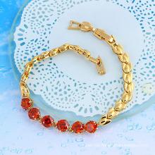 Xuping Fashion Jewelry Zircon Bracelet (70892)