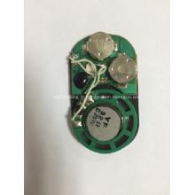 Capteur de lumière Module sonore pour coffret cadeau, module vocal, puce sonore, module vocal pour sac en papier