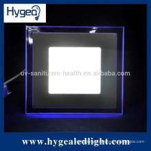 15W super brightness back lit led panel light with color changing