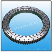 Double Row Ball Slewing Bearing With External Gear(07 Series) use for truck mounted cranes