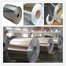 Bobine / bande d'aluminium série 8000 pour câble