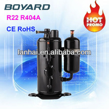 deep freezer compressor for refrigeration equipment