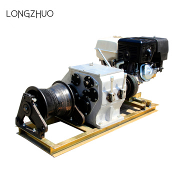 Mesin Powered Hoist Winch