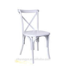 Country Style Cross Back Stuhl zum Essen