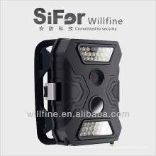 Detecção de movimento remota da câmara de segurança do g / m de 5/8 / 12megapixels