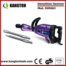 Electric Chisel Demolition Hammer Hex Chuck (KTP-DH9663)