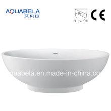 2016 New Design Acryl Badezimmer Sanitärkeramik Badewanne (JL650)