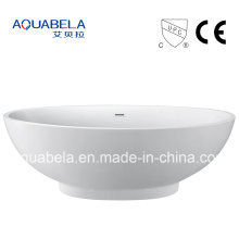 2016 New Design Acrylic Bathroom Sanitary Ware Bath Tub (JL650)