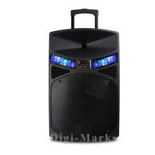 """10 """"Portable USB Port Lautsprecher mit gutem Bass"""