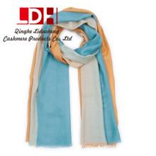 Cachemira de caxemira combinada com cores novas e de design de alta qualidade