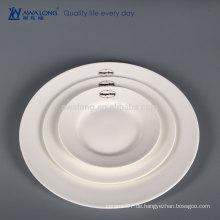 Drei Schichten Chinesisches Geschirr Großhandel, Fine Bone China Geschirr Set