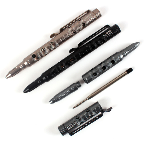 Tragbarer Selbstverteidigungsstift Outdoor Survival EDC Tactical Tool