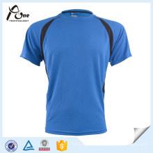 Hommes Short Sleeve Running Wear Cool Dry Sport T-Shirt