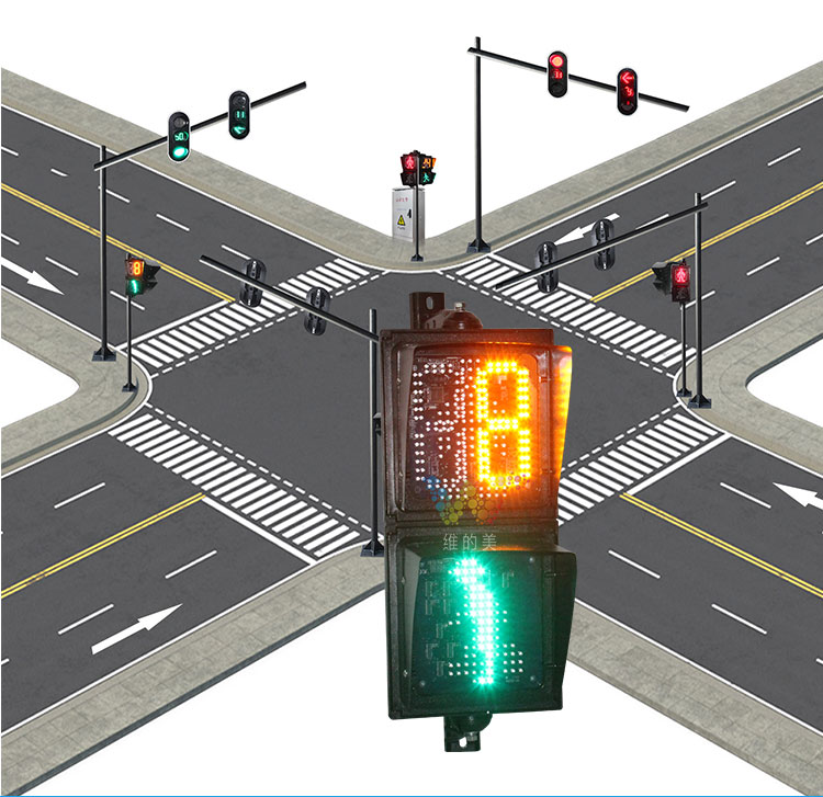 Pedestrian Cross Light_01