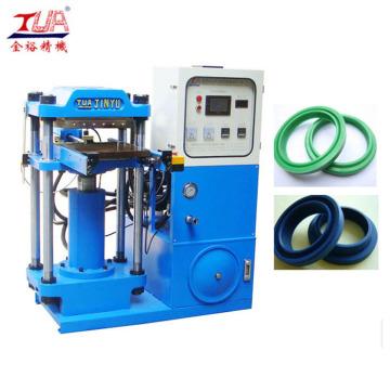 Four-Column Silicone Oil Seal Hydraulic press Machine