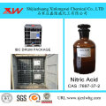 Axit Nitric trong trống tote