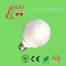 Globe de forme CFL 15W (VLC-GLB-15W), Globe ampoule, lampe économiseuse d'énergie