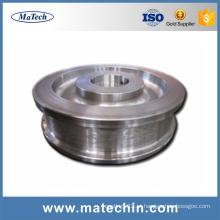 O preço barato personalizou a mão do metal forjou as rodas de alumínio