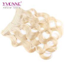 Высокое качество #613 бразильских волос флип в наращивание волос