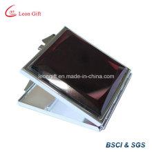 Popular Bronze Diamond Square Makeup Mirror
