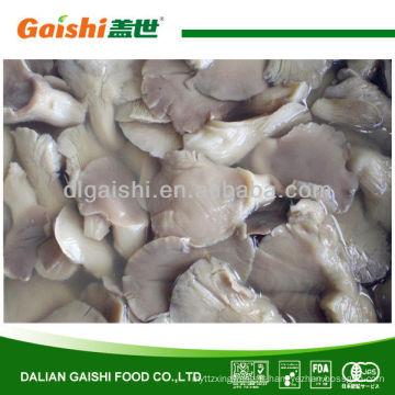 champignons d'huîtres en conserve