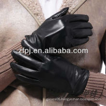 2014 mens professional real sex fashion thin leather gloves