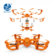 Educational Kids Play Set 2.4GHz RC Assemble Drone Kits Diy for Selling