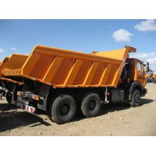 North Benz 6X6 dump box truck for sale