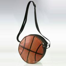 Bolso de hielo con la forma de la bola de la cesta