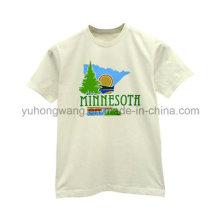T-Shirt der klassischen Baumwoll-Männer