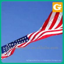 Ткань флаг США , ткань американский флаг , национальные флаги украшают