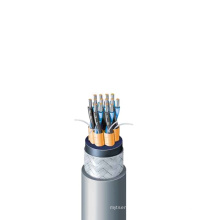150/250V HF-EPR Insulated, SW2/SW4 Sheathed, Individually Screened Armoured Flame Retardant Instrumentation & Control Cables