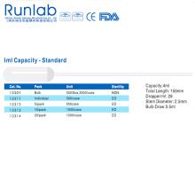 4ml Capacity Transfer Pipette