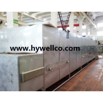 Hot Sale Continuous Pistachio Nuts Dryer