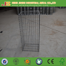 Application de gabions 2X1X1m et type soudé Mesh Mesh soudé