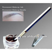 Permanent Makeup Ink For Tattoo eyebrow or lip