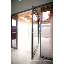 Пользовательская высококачественная алюминиевая дверь