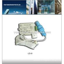 Pesée d'ascenseur, dispositif de pesage de charge d'ascenseur, contrepoids d'ascenseur