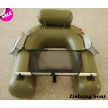 150cm Projeto Especial PVC Material Barriga Barco Inflável Usado para Pesca Individual com CE China