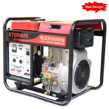High Quality Single Phase Generator 10kw (BZ10000S)